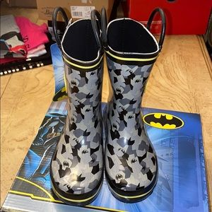 Batman Shoes - Batman Rainboots